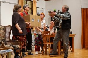 Theatergruppe wieder in Niebelsbach