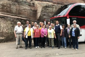 Schöner TVO-Ausflugstag ins Elsass
