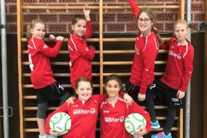 U12: Mit voller Motivation in die neue Saison