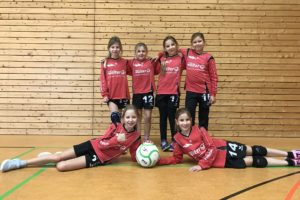 U10: Saisonstart in Bad Liebenzell