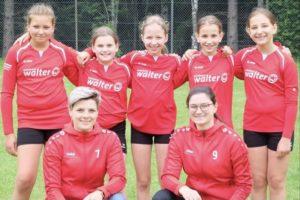 Faustball – U12 hochmotiviert in Dennach