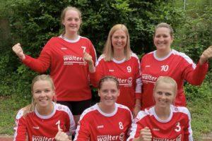 Erster Spieltag der Bezirksliga Frauen